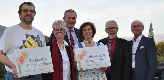 Ein Berufsleben lang mit den Salzburger Landeskliniken verbunden