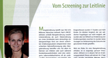 Vom Screening zur Leitlinie
