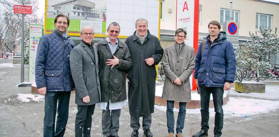 Land investiert rund 6,8 Mio. Euro: Baustart der neuen Radiotherapie- und Nuklearmedizin-Stationen
