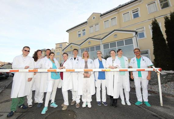 Landesklinik Tamsweg kommt zur SALK Familie