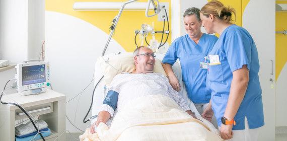 Tagesklinik in Hallein boomt: Rund 800 Eingriffe pro Jahr