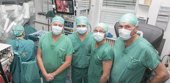 Die Chirurgie der Zukunft: Roboterassistierte Chirurgie - präzise und schonend operieren mit dem DaVinci-System