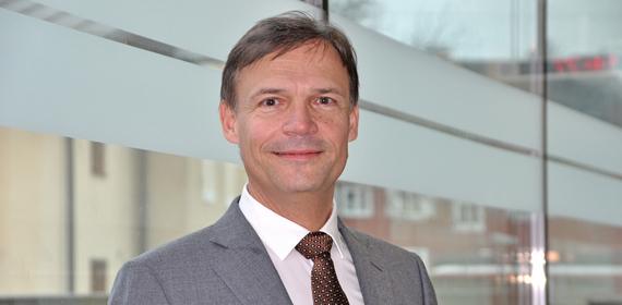 Prof. Dr. Jürgen Koehler startet heute als Ärztlicher Direktor am Uniklinikum Salzburg